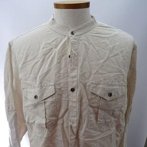 I.N.C International Men's White Long Sleeve NWOT